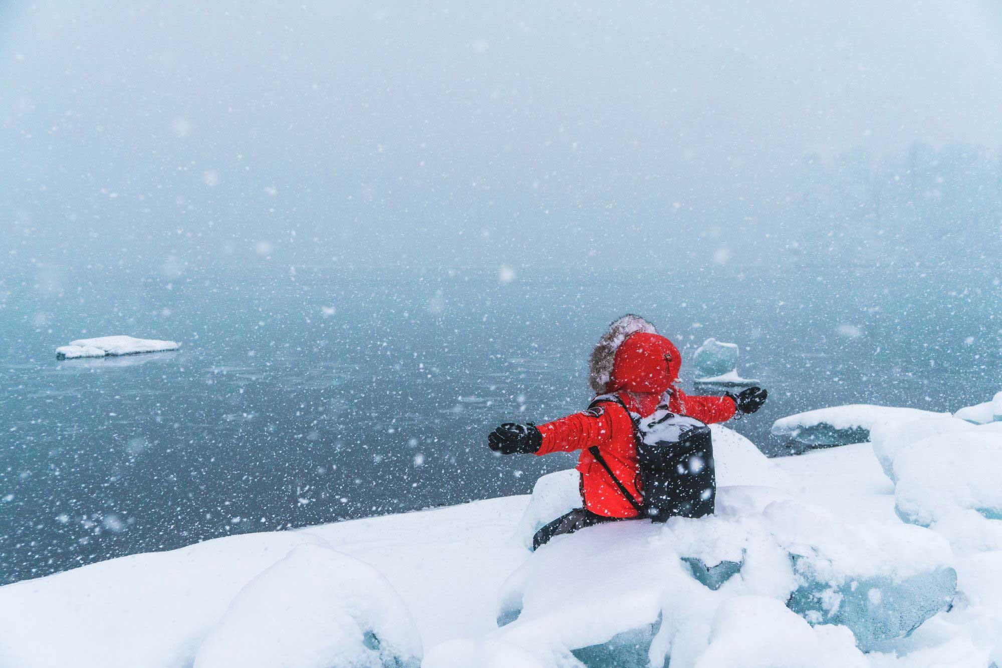 サマハンで冷えと冬を乗り切る