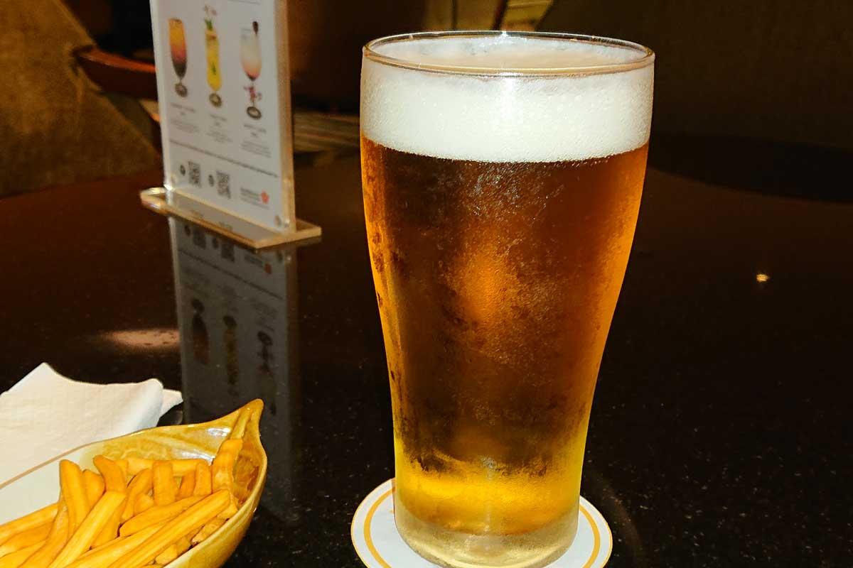 バンコクで生ビール ホテルレンブラント